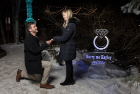 Ice Sculpture and Fireworks Proposal, Vail