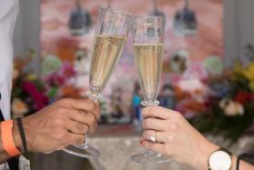 Vail Wine Festival Engagement