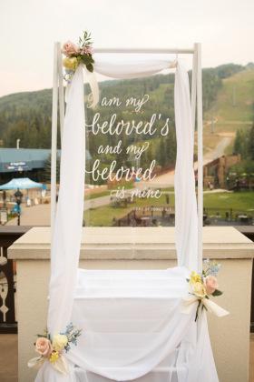 Romantic Vail Proposal