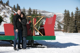 Beaver Creek Sleigh Ride Proposal