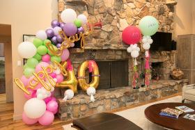 Natalie's 40th Birthday Weekend, Vail