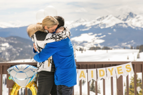 Mariana & Fernando's Proposal