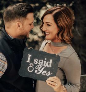 Luke & Tiff's Proposal