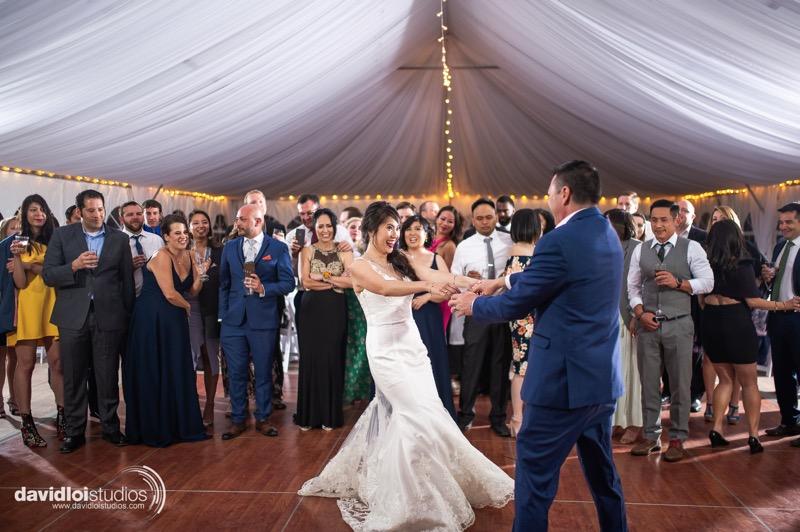 Camp Hale in Vail Colorado Wedding with Dallas Wedding Photographer - David Loi Studios